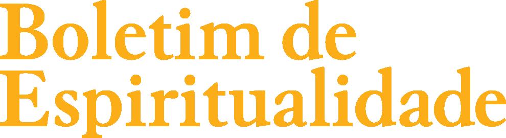 Boletim de Espiritualidade