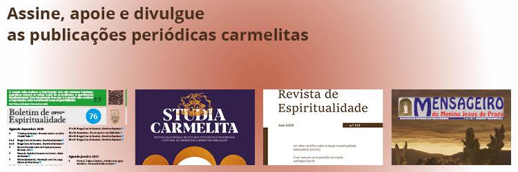 Publicações periódicas dos Carmelitas Descalços